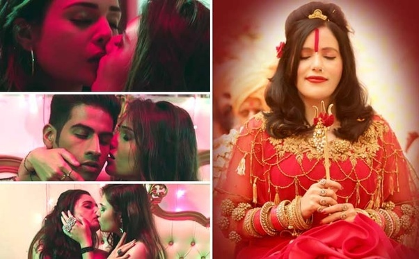 And They Take To Radhe Maa But The Son Gets Distracted And While Questioning His Gender Orientation He Starts Getting Attracted To The Same Sex