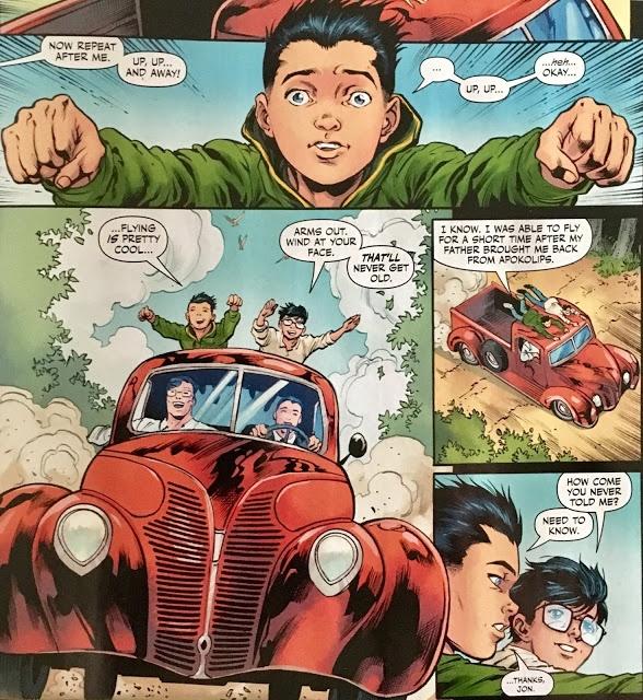 Does Damian Wayne like Jonathan 'Jon' Kent? - Quora