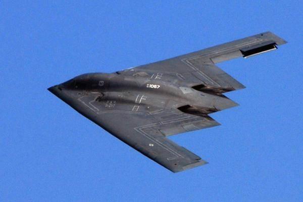 Usaf New Stealth Bomber Design