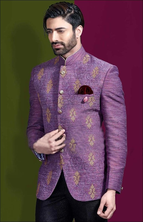 What should I wear on my wedding day suit or sherwani? - Quora