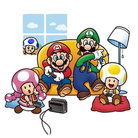 Why was Blue Toad replaced by Toadette in New Super Mario ...