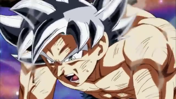 If Goku Uses Kaio Ken Times 100 While Being In Mastered Ultra Instinct What Would His Power Level Be Quora