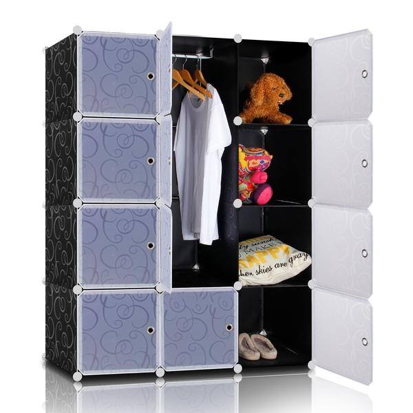 Gentil 3. Buy An Extra Collapsible Closet To Put All The Other Clothes If You Have  So Many Cloth And Donu0027t Get Enough Space In The Bedroom, And Just Place It  At ...