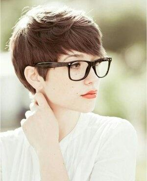In female haircuts how are pixie cut boy cut and short boys haircuts on women are decidedly more androgynous is it a boy its it a girl is it a bieber who knows the effect is the same for both genders winobraniefo Images
