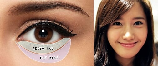 Why do people in South Korea think that eye bag is cute? - Quora
