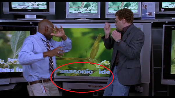 examples of product placement in films