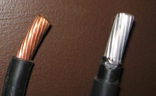 What is the difference between copper and aluminum wires? What are ...