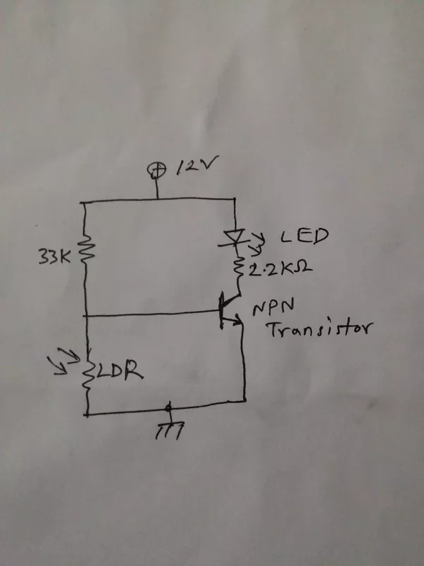 Mains Operated Led Night Lamp Schematic