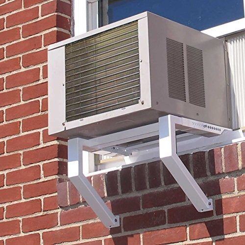 Should I put the AC outdoor unit on the window sill or brackets? - Quora