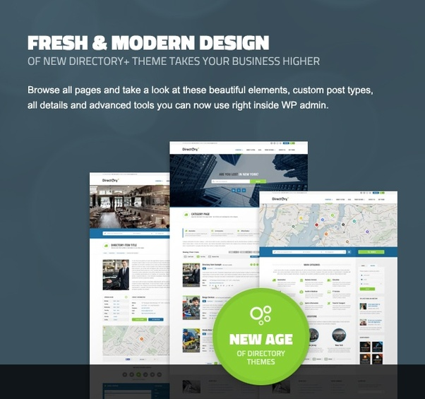 What is the best wordpress directory theme quora directory wordpress theme accmission Images
