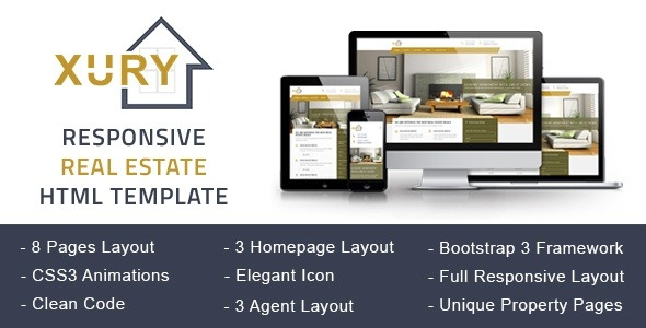 What is the best real estate website template? - Quora