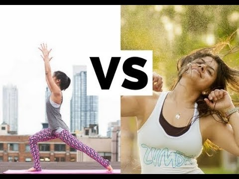 what is more effective yoga or zumba  quora