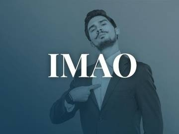 What is IMAO in text? - Quora