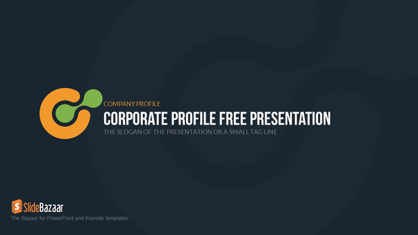 What is the best source for microsoft powerpoint templates quora company profile free powerpoint template toneelgroepblik Choice Image