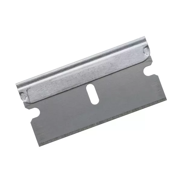 Use An Old Style Single Edge Razor Blade Held At A Low Angle To The Granite Surface Your Hardware Should Have These And Safety Holder For Them