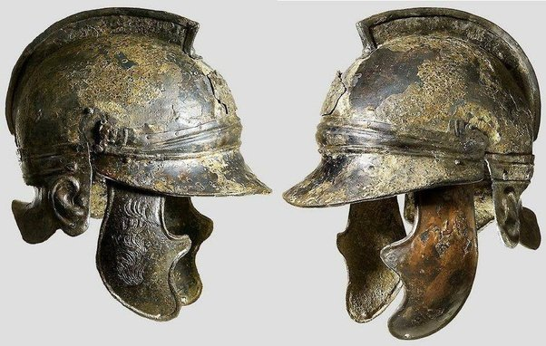 What Are The Ancient Greek Helmets Called Quora