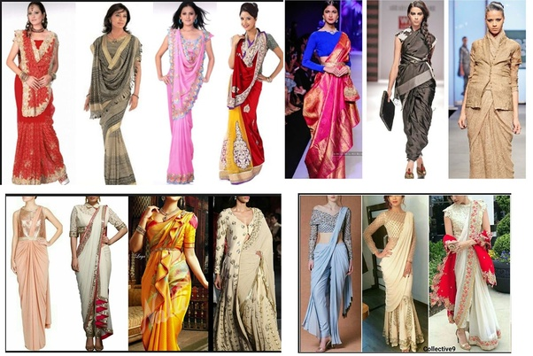 What are some untold but amazing facts about sarees? - Quora