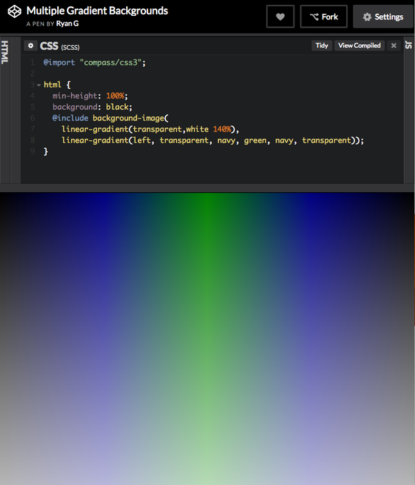 How To Blend A Css Color With The Background Quora