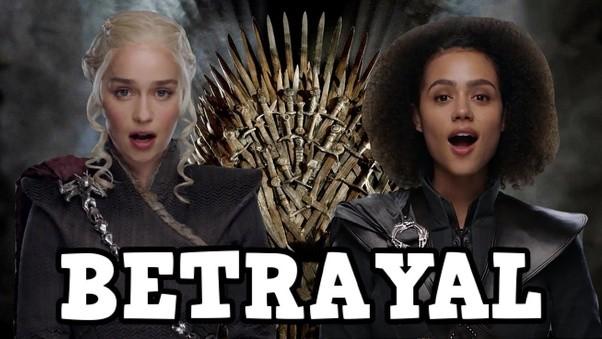 Betrayal in your love season 2