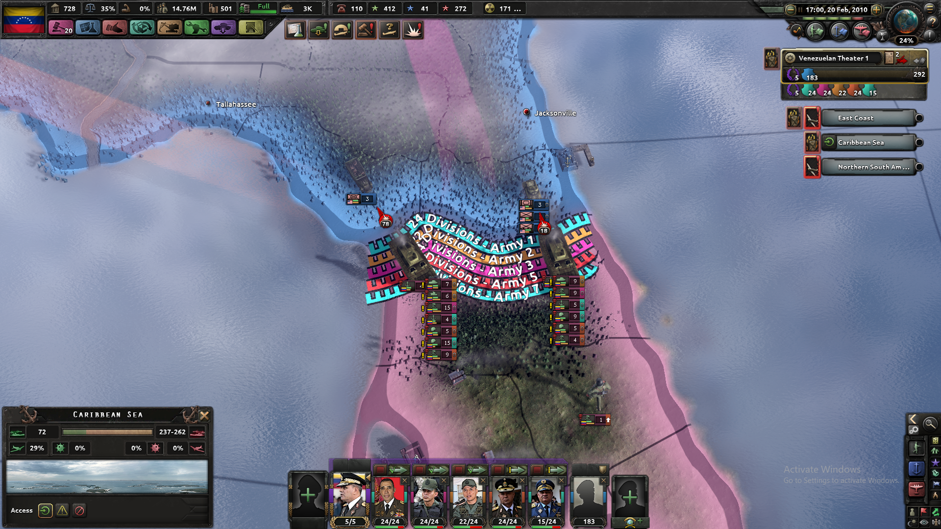 What are your Hearts of Iron IV horror stories? - Quora
