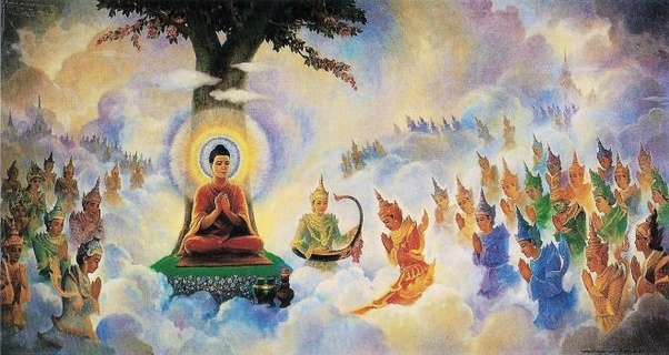 Why did Buddha reject God? - Quora