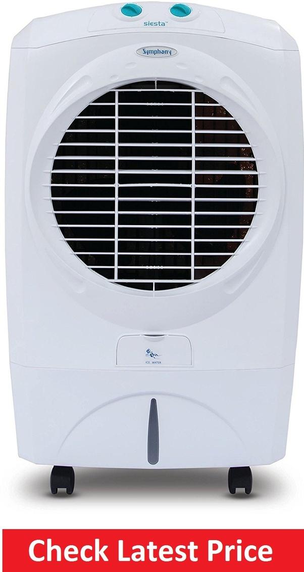 95de6551e33 Symphony 45 Ltr Siesta Air Cooler White