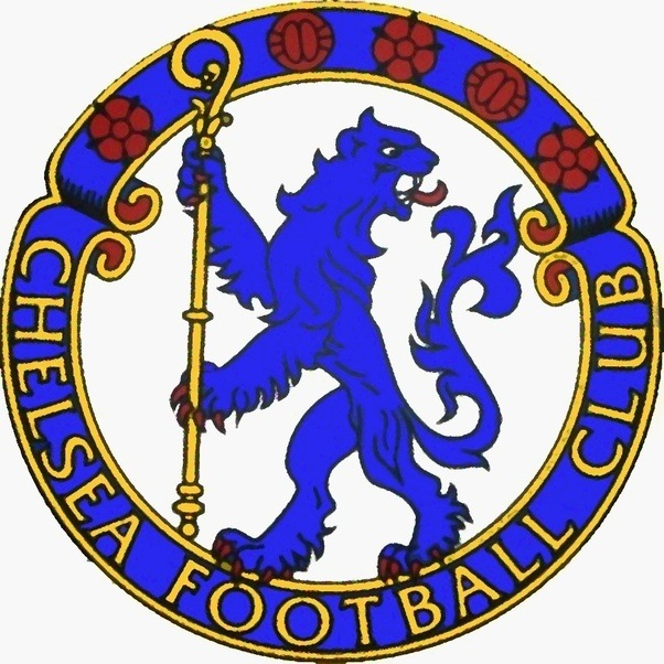 what does the lion mean in the chelsea fc logo quora