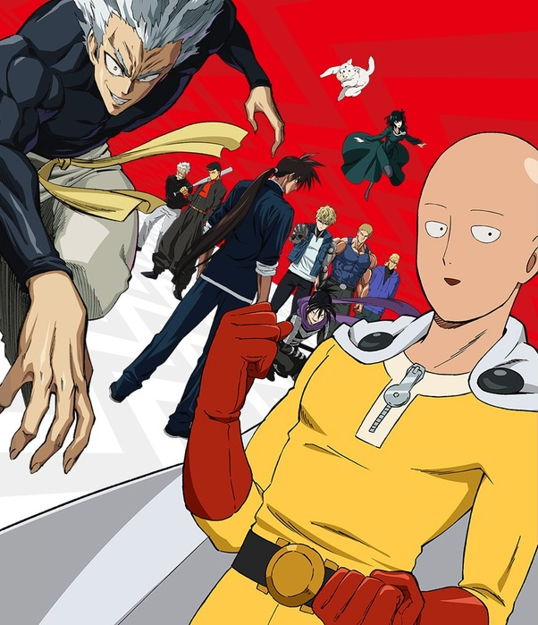 One Punch Man 2nd Season - One Punch-Man 2, One-Punch Man 2, OPM 2 (2019)