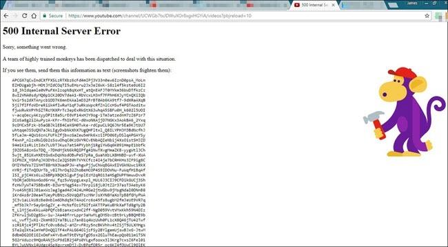 How to fix YouTube error 500 - Quora