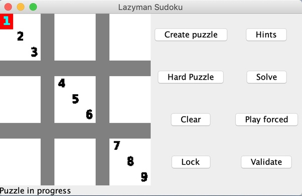 Where can I create a personalized sudoku grid, so that I