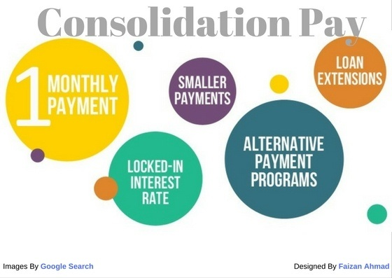 Consolidating debt definition and role