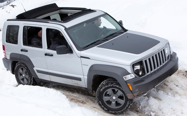 The Jeep Liberty