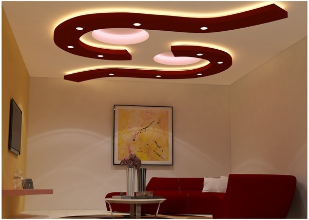 False Ceiling Is One Of Admiring Interior Design Structure For Apartments Try Any The Above And Decorate Your Ing As Good You Can