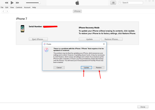 How to install iOS in my iPhone 5 through a laptop - Quora
