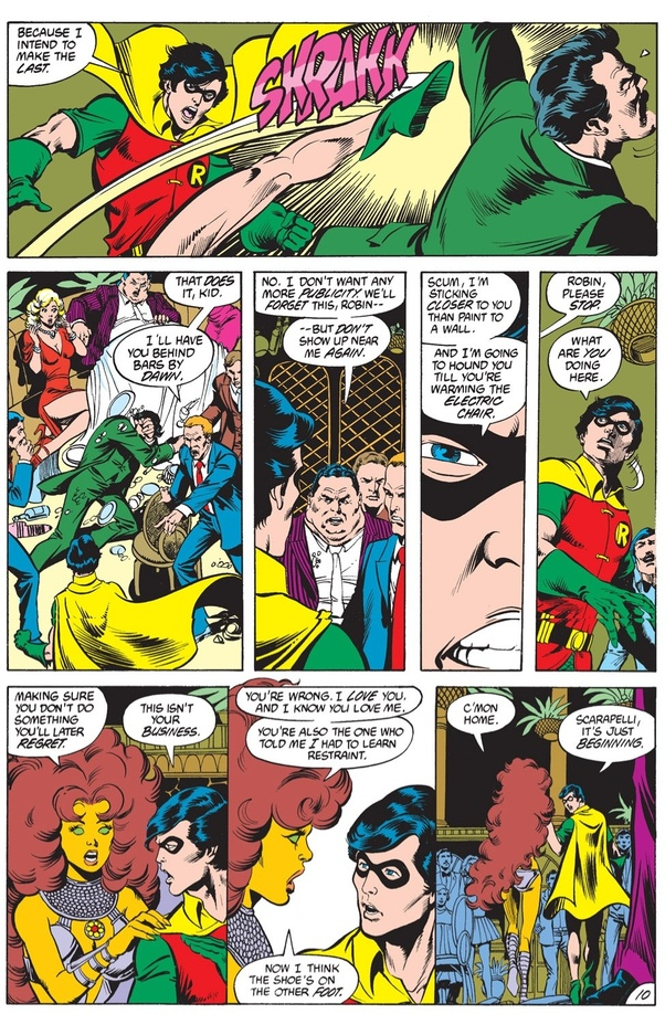 Teen Titans Movies - The Damian Wayne Show, Starring