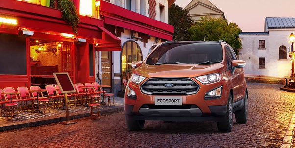 Why Should I Choose Ecosport Ford Car Quora