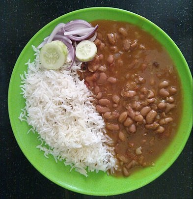 What Is Rajma Called In English