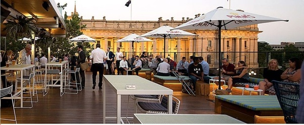 What are the best rooftop bars in Melbourne? - Quora