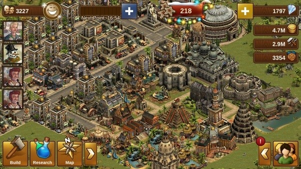 What is the best strategy for using taverns in Forge of Empires? - Quora
