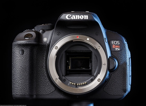 Can I use a modern (DSLR) camera lens on the Canon AE-1? - Quora