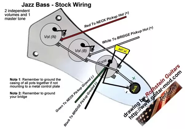epiphone probucker pickups wiring diagrams for bass pickups wiring diagram for bartonella what are the different bass controls? when do you use each ...