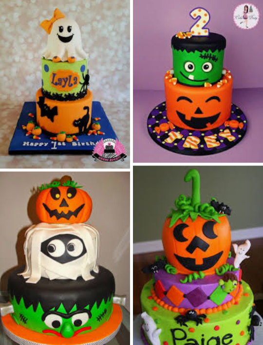 What Are Some Ideas Of Halloween Birthday Cakes For Kids Quora