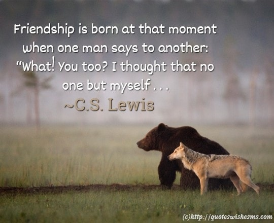 Friendship day good quotes