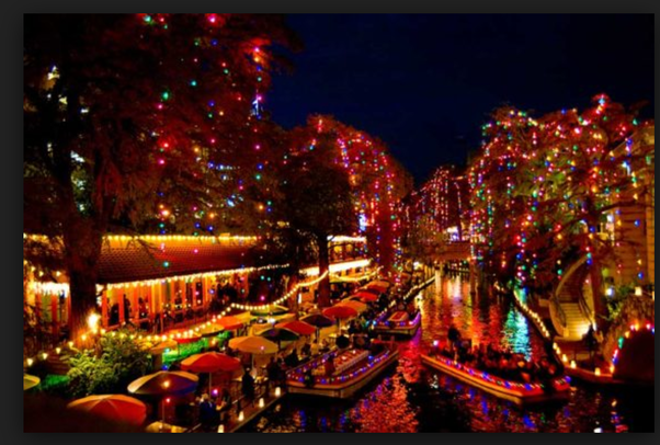 Where are some good locations in the San Jose area to view Christmas ...