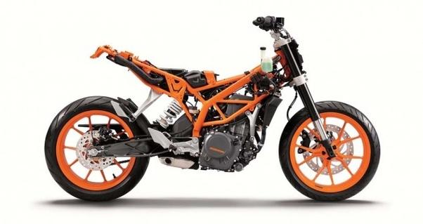 Which bike is better, the KTM Duke 390 or the Ninja 400? - Quora