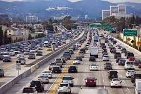 Motorcycles in carpool lanes california