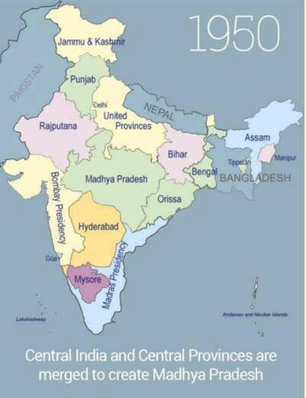 What is the official map of India? - Quora