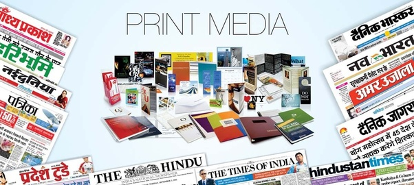 What is print media? - Quora