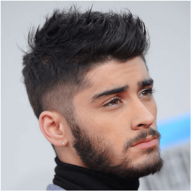 How To Get A Hairstyle Like Zayn Malik Quora
