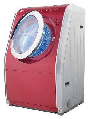 Which washing machine is better in terms of power consumption and